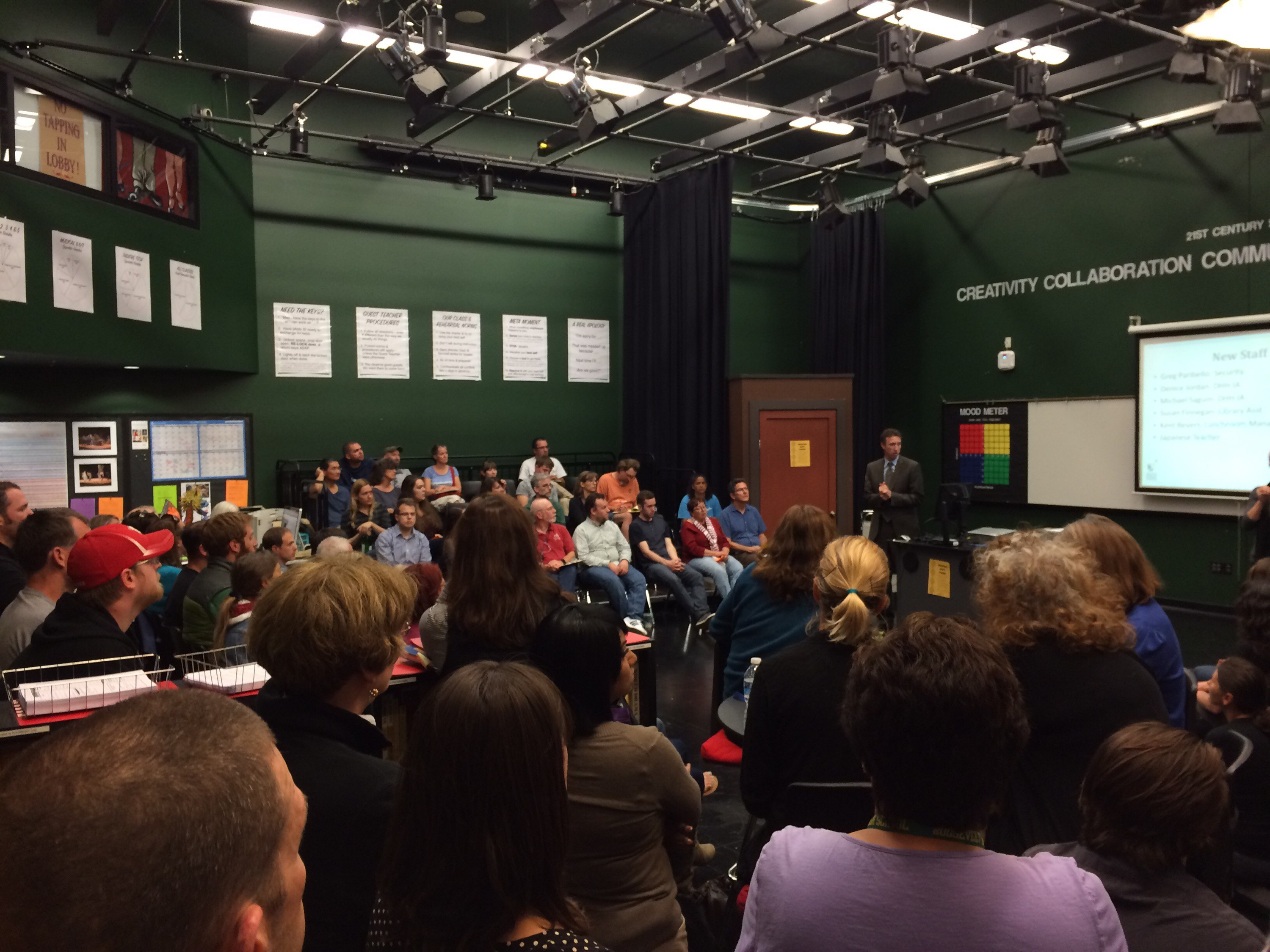 Teachers Excited to Return, But Ambivalent About Agreement