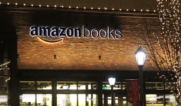 Amazon Sets up Shop in U-Village