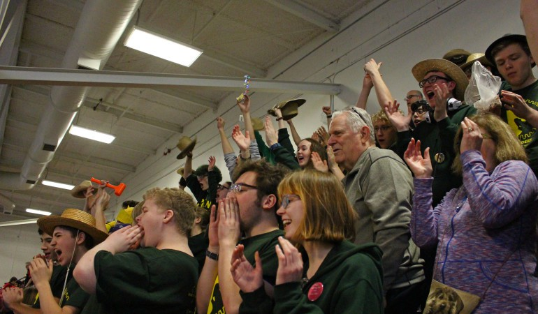 Iron Riders Snag Hardware From FIRST Robotics Challenge