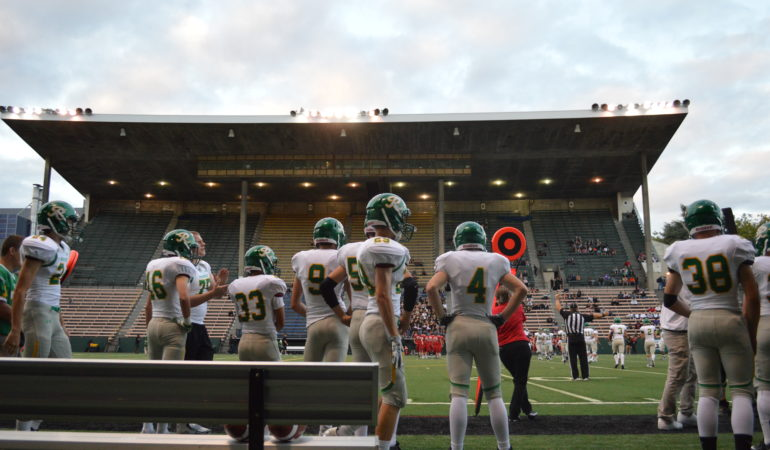 Disappointment at the Anchor Bowl